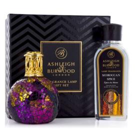 Ashleigh & Burwood Magenta Crush Giftset Small Fragrance Lamp