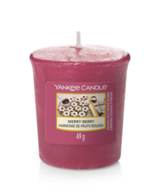 Yankee Candle Merry Berry Votive