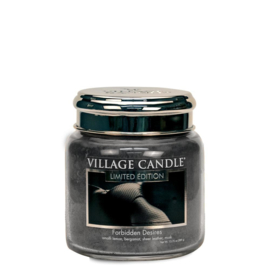 Village Candle Forbidden Desires Medium Jar
