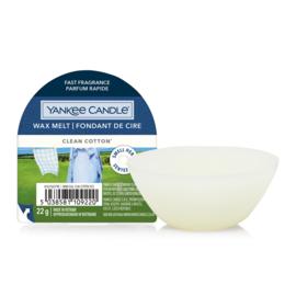 Yankee Candle Clean Cotton Wax Melt