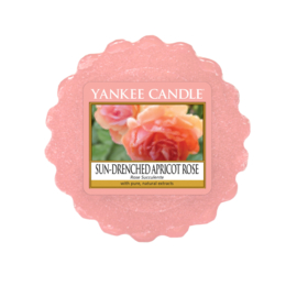 Sun-Drenched Apricot Rose Wax Tart