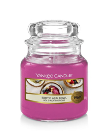 Yankee Candle Exotic Acai Bowl Small Jar