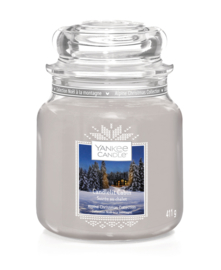 Candlelit Cabin Medium Jar