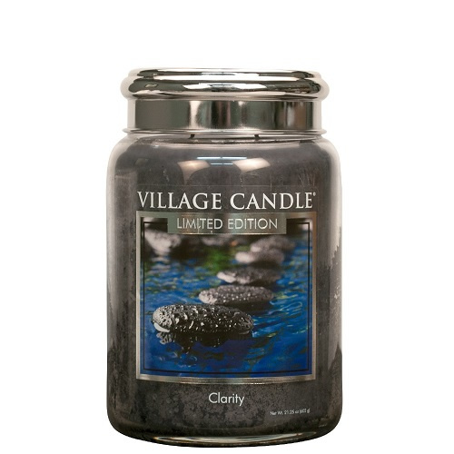 Village Candle Clarity Large Jar