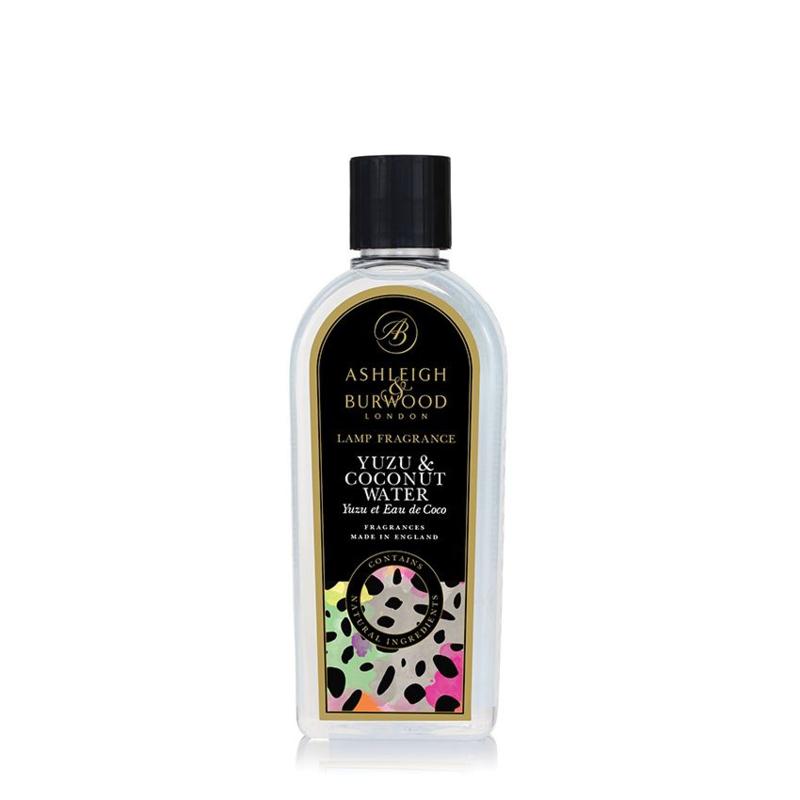 Ashleigh & Burwood Lamp Fragrance Yuzu & Coconut Water 500ml
