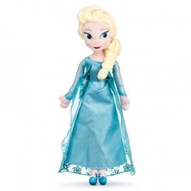 Frozen pluche knuffel/pop Elsa 40 cm