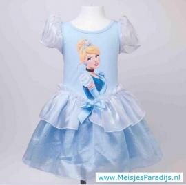 Cinderella  tuniek jurkje 86-128