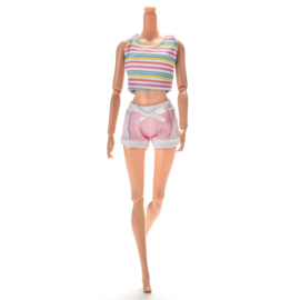 Barbie set  Hot Pants