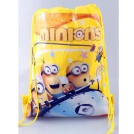 Minions rugtasje geel