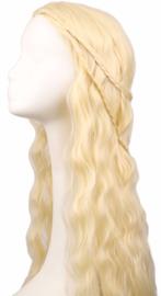 Game of Thrones : Pruik Daenerys Targaryen