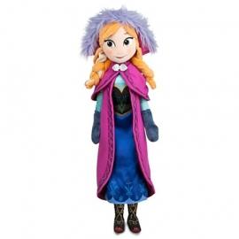 Frozen pluche knuffel/pop Anna 50 cm