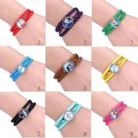 Frozen wrap armband (div. kleuren)