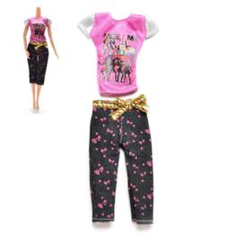 Barbie set Disco