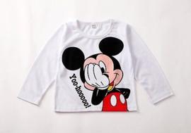 Mickey & Mickey longsleeve (92-98)