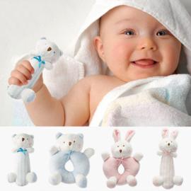Baby Knuffel Rammelaar