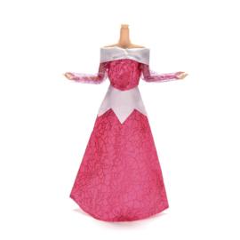 Barbie jurkje Doornroosje