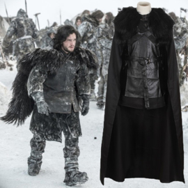 Game of Thrones - Jon Snow Complete Outfit  mt  XL - XXXL