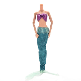 Barbie outfit  2 dlg  Zeemeermin
