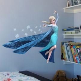 Frozen Muursticker Elsa
