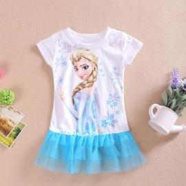 Frozen tutu Elsa (mt 98-134)