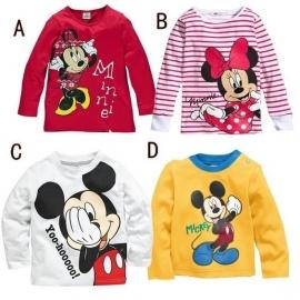 Minnie & Mickey longsleeve 's