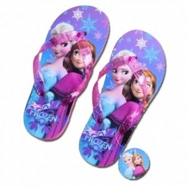Frozen Elsa&Anna slippers  (mt 32 t/m 35)