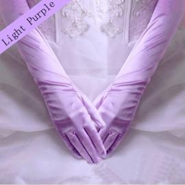 Handschoenen Extra lang -  7  verschillende kleuren