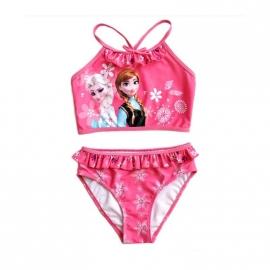 Frozen bikini setje roze mt 134-140