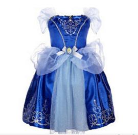 Cinderella LUXE Prinsessen jurk mt 92-128