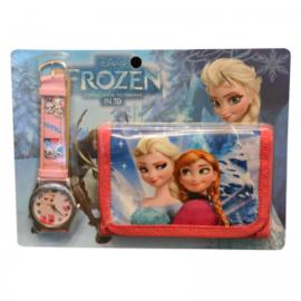 Frozen Portemonnee (zonder horloge!)