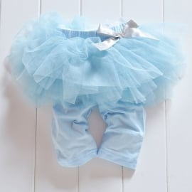 Tutu met legging blue   68-104