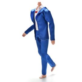 Ken setje Blue Suit