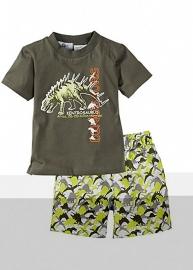 Strandsetje Dinosaurus