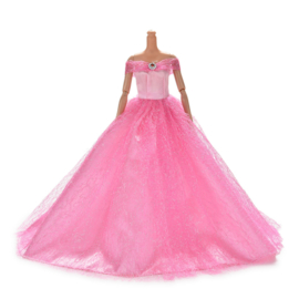 Barbie Royal Dress Rose