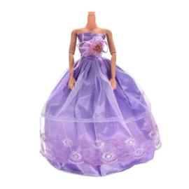 Barbie jurkje Gloria