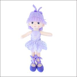 Knuffel Pop Ballerina Rose  30 cm