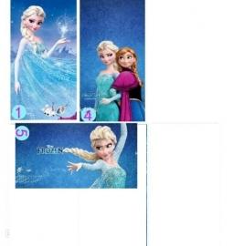 Frozen badlaken Elsa & Anna