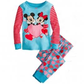 Pyjama's  Minnie & Mickey Mouse mt 80-86