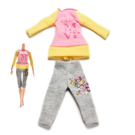 Barbie set Sport