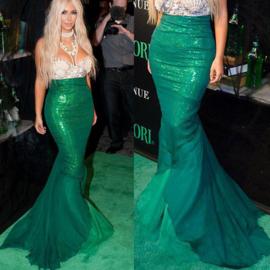 Zeemeermin Rok Ariel Green mt 36