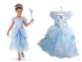 Cinderella  jurk (Intro Aktie)