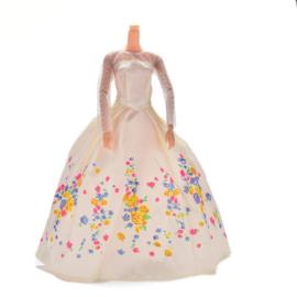 Barbie Trouwjurkje Lace met hoofdsluier