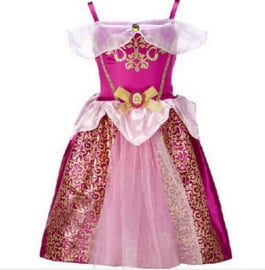 Doornroosje  jurk Luxe