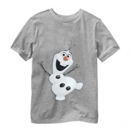 Frozen Olaf  t'shirt  mt 122-128