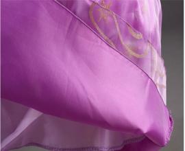 Rapunzel jurk  mt 80-134