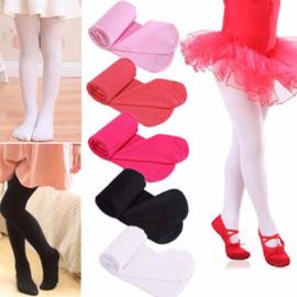 Meisjes  Panty ( Rose, Pink en Rose/Rood)