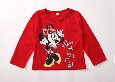 Minnie  longsleeve   ( 98-104)