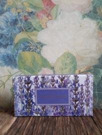 Lavendel in geschenkverpakking