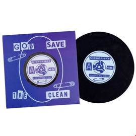 "Record ""God save the clean"""