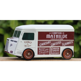 Bestelbusje le Comptoir de Mathilde